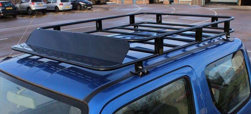 Suzuki Jimny Slimline Overland Roof Rack Cargo Bars Ebay