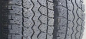 225/70 R16 (2) MotoMaster Total Terrain studdless winter tires