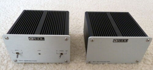 Channel Islands Audio VDA 2 DAC & VAC 1 Power Supply