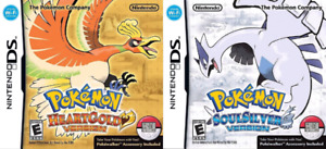 *AWESOME*  Pokemon HeartGold & SoulSilver