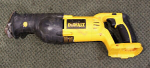 DEWALT 18V TOOLS (TOOL ONLY)