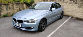 BMW 3 Series Grey Alloys with Tyres