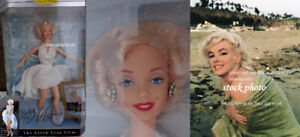 Vintage Marilyn Monroe Barbie Doll The Seven Year Itch NEW Box