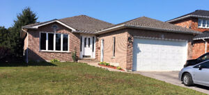 BEAUTIFUL 3 BDRM MAIN FLOOR OF HOME IN ORILLIA ON LEWIS DRIVE