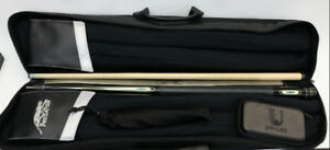 Jumper Pool Cue w/ Predator Case and Weights (#299.95)