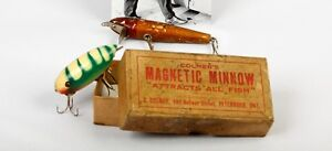 WANTED VINTAGE FISHING LURES MADE IN PETERBOROUGH $$$ Peterborough Peterborough Area image 6
