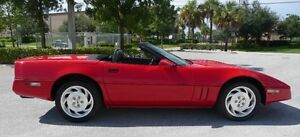 Trade corvette for Trans am convertible