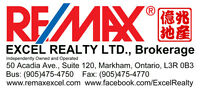 RE/MAX - Now Hiring Full Time & Part Time Real Estate Agents