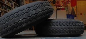 two 8 inch wheel and tire Prince George British Columbia image 6