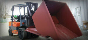 SELF DUMPING HOPPERS ON SALE. LOCALLY MADE. LOWEST PRICE Kitchener / Waterloo Kitchener Area image 5