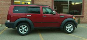2007 Dodge Nitro 171000 kms