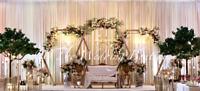LUXURY EXCLUSIVE WEDDING RECEPTION BACKDROPS