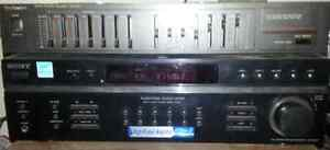 Various stereo equip , technics, system,  and older stuff.