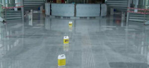 Anti Slip (Non Slip) Floor Service for indoors and outdoors.