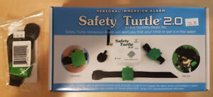 Safety Turtle 2.0 plus extra child sensor - Immersion Alarm