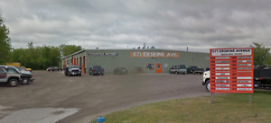 1000 square foot commercial/industial unit