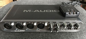 M-Audio Fast Track Ultra USB Audio Interface