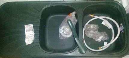 Composite granite kitchen sink Alexander Heights Wanneroo Area Preview