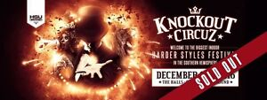 Knockout Circuz 2016 Sydney City Inner Sydney Preview