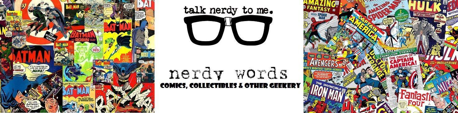 Nerdy Words