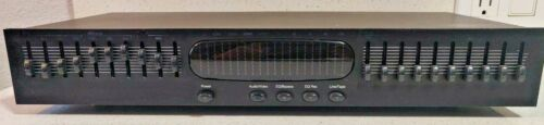 AudioSource EQ100 Stereo Graphic Equalizer