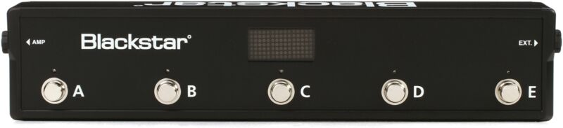 Blackstar FS-12 5-way Footswitch for ID:Core 100 and 150