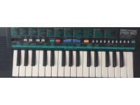 Yamaha Portasound pss-550 electronic keyboard