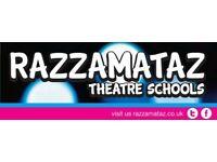 Razzamataz Theatre Schools Wakefield