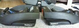 Maxi cosi easybase2 car seat base - two available