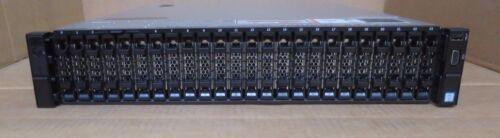 "New Dell Poweredge R730xd 24 X 2.5"" Drive Bays E5-2620v3 Xeon 32gb Ram Server"