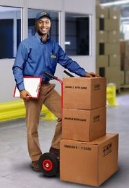 Delivery driver