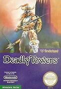 Deadly Towers NES