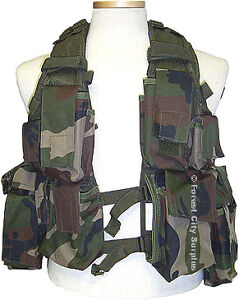 SWAT STYLE Tactical Vest for Paintball, Fishing, Airsoft !!