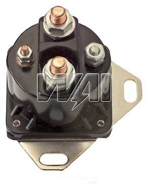 Starter Solenoid Relay Ford, Lincon, Mercury