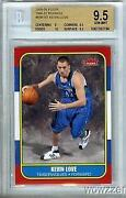 Kevin Love Fleer Rookie