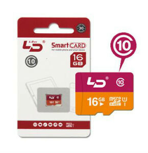 LD micro SD card 16gb
