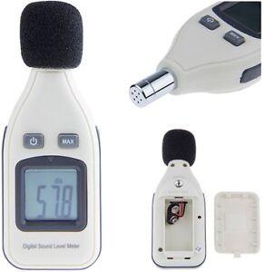 Decibel Sound Noise Meter NEW