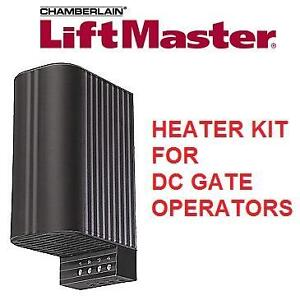 NEW LIFTMASTER HEATER FOR GATE PAD HEATER KIT FOR DC PAD MOUNT GATE OPERATORS 112465169