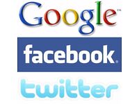 Digital Marketing Consultant (Google, Facebook & Twitter) in Brighton