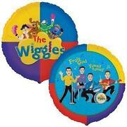 Wiggles Balloons