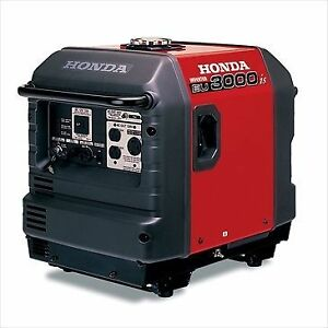 Brand New Honda Generator EU3000iskc 3yr warranty Kitchener RV