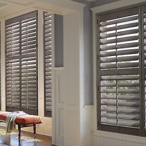 AFFORDABLE BLINDS & SHADES-FAUX WOOD & WOOD BLINDS-ZEBRA  SHADES