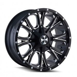 Impressive and stylish! Cali OFF-ROAD rims from only $349 each!