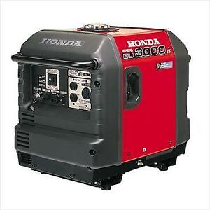 Honda EU 3000 ISKC Inverter Generator - Power Event $2349.00