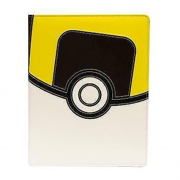 Pokemon Ultra Ball Ultra Pro 9 Pocket Premium Pro Binder