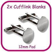 Cufflink Backs