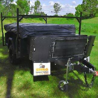 Outback Camper Trailer in excellant condition
