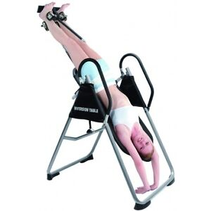 Progression 75128 Inversion Table ON SALE at Flaman Fitness!!!