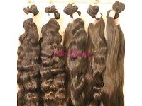 Raw Peruvian hair