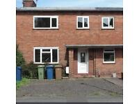 STONE 4 bed House Off road parking Garden GCH UPVC part furnished